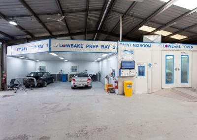 Inside our state-of-the-art workshop in Lonsdale